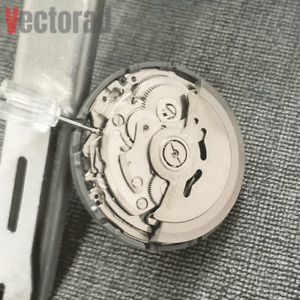 Nh35A Replacement DIY Self Wind Watch Movement Automatic Mechanical 24 Jewels