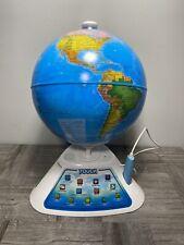 Oregon Scientific Sg268 SmartGlobe Discovery Interactive Education Globe (White)