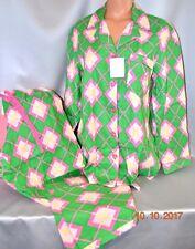 Victorias Secret AFTER PARTY Flannel Pajama Set Pajamas NWT S