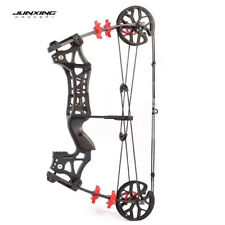30-60LBS Archery Compound Bow Catapult Dual-use Steel Ball Hunting M109E