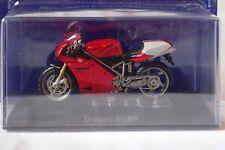 MOTO DUCATI 998R série les grandes motos à collectionner  ALTAYA / IXO