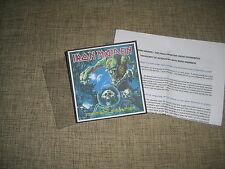 IRON MAIDEN - THE FINAL FRONTIER - RADIO SOUNDBITES / INTERVIEW - RARE PROMO SET