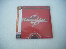 RAYDIO / RAYDIO - JAPAN CD MINI LP out of print