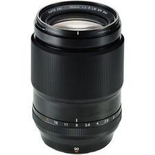 Fujifilm Fujinon XF 90mm f/2 R LM Water Resistant Lens - FUJI USA WARRANTY