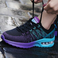 Womens Air Cushion Sneakers Athletic Casual Running Outdoor Tennis Shoes Walk US