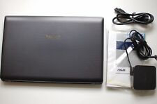 ASUS a55d Laptop 8gb di RAM 500gb HDD win.8 Notebook 15 POLLICI COMPUTER PC NETBOOK