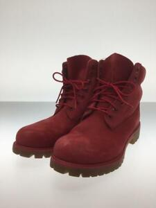 Timberland   Red Fashion Boots 9054 From Japan
