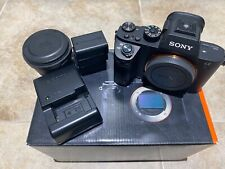 Sony Alpha A7S II 12.2MP Digital Camera - Black (Body Only)