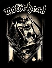 MOTORHEAD cd cvr Orgasmatron ANIMAL '87 Official SHIRT LRG new