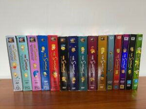 The Simpsons Complete Seasons 1-15 DVDs PAL R4 Bulk Lot