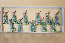 LITTLE WARS 432 WWI ITALIAN INFANTRY SOLDIERS MARCHING at the SLOPE nj