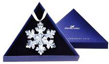 *NEW* Swarovski Annual Edition 2016 Christmas Ornament 5180210 (Sealed)