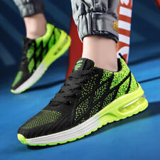 Men's Air Cushion Sneakers Sports Athletic Running Shoes Outdoor Tennis Casual