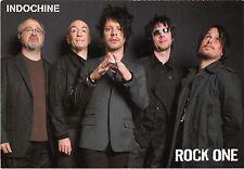 B57096 Indochine Musiciens Musicians Rock one