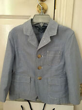 New w/oTags Perfect£150Authentic Ralph Lauren Polo 3y smart cotton jacket boys