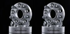 Wheel Spacer Adapters Silver 15 mm 5x120 To 5x114.3 Hub Centric BMW 4 PCS