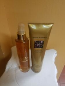 Victoria's Secret Amber Rose Lotion And Spray (on sale )