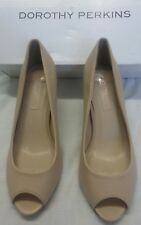 Dorothy Perkins women shoes uk4 EU37 NUDE CARA