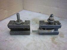 Aloris Cxa 2 Boring Turning Amp Facing Tool Holder Qty 2