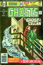 Ghosts #49 (Sep-Oct 1976, DC) - Very Fine