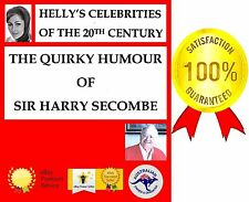 CELEBRITY INTERVIEW: QUIRKY HUMOUR OF MASTER ENTERTAINER SIR HARRY SECOMBE 1991*