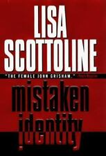 Mistaken Identity by Lisa Scottoline (1999, Hardcover)