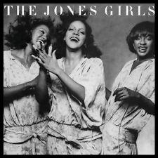 THE JONES GIRLS - THE JONES GIRLS NEW CD