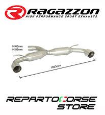 RAGAZZON SCARICO SDOPPIATO TERM.LI TONDI 2x102 VW GOLF VII 7 2.0TDi GTD 135kW