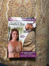 Miracle Bamboo Comfort Bra Size L  As Seen On TV Free Shipping