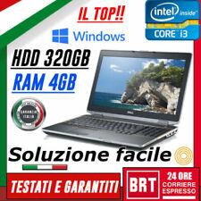 Notebook e computer portatili Dell Dell Latitude E7440