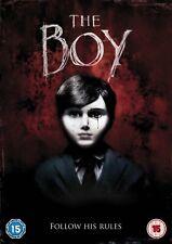 The Boy     (DVD)   **New **   Horror  Doll