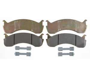 Disc Brake Pad Set-Element3; Metallic Front,Rear Raybestos PGD786AM