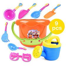 Kinder Sommer Strand Spielzeug Sand Schaufel Wasser-Eimer Schaufel Set Geschenk