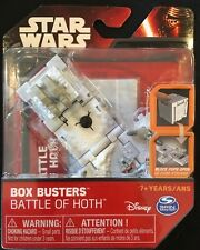 Star Wars Box Busters Battle Of Hoth Spin Master New