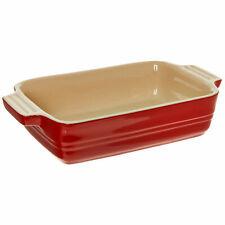Le Creuset Stoneware Red Rectangular Oven Dish 18cm