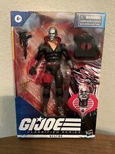 GI Joe Classified Destro 6? Action Figure Hasbro Open Box