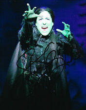Stephanie J. Block Elphaba SIGNED Wicked 8x10 Photo COA