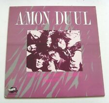 Amon Duul (II) - Airs On A Shoe String (Best Of) - 1987 THUNDERBOLT (VG+/VG+)