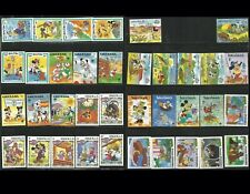 DISNEY SELECTION A COLLECTION OF 6 SETS MNH 0332