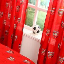 Boys & Girls Football Curtains for Children