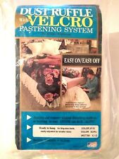 Drake Williams Dust Ruffle Fastening System Self Adhesive For King & Smaller Bed