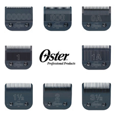 Oster Titan / Classic 76 Black Diamox Detachable Clipper Replacement Blades