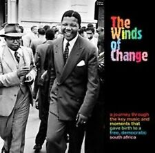 The Winds of Change: Words and Music of a Free South Africa by Various Artists (