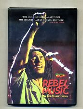 REBEL MUSIC - THE BOB MARLEY STORY#Antelope Pr.-Island Def Jam Music # DVD-ROM