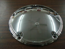 CHROME DIE CAST DERBY COVER FOR TWIN CAM HARLEY DAVIDSON MODELS 1999 - PRESENT