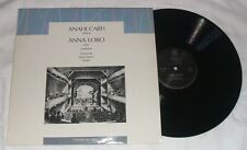 Anahi Carfi/Anna Loro- I MAESTRI DELL'ARPA - Lp NM