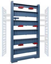 Kunststoffregal Universalregal Kunststoffregalsystem - 1 Modul 85 | Ständer NEU!