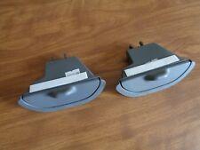 SAAB 9-5 Rear Door Panel Ashtray Pocket Tray In Gray   99-09 9-5 storage