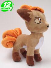 Pokemon Inspired Vulpix Plush Doll 30cm