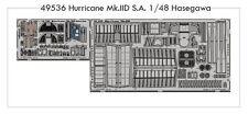 Eduard 1/48 Hawker Hurricane Mk. iid Autoadhesivo # 49536